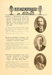 Page 17, 1911 Edition, Simmons College - Microcosm Yearbook (Boston, MA) online yearbook collection