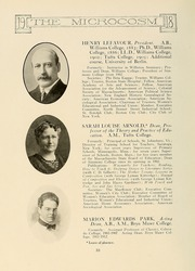 Page 16, 1918 Edition, Simmons College - Microcosm Yearbook (Boston, MA) online yearbook collection