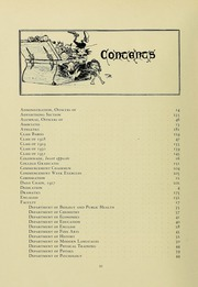 Page 16, 1928 Edition, Simmons College - Microcosm Yearbook (Boston, MA) online yearbook collection