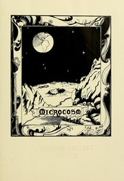 Page 5, 1928 Edition, Simmons College - Microcosm Yearbook (Boston, MA) online yearbook collection