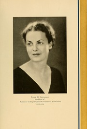 Page 15, 1934 Edition, Simmons College - Microcosm Yearbook (Boston, MA) online yearbook collection