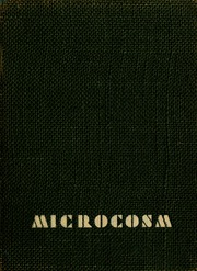 Page 1, 1936 Edition, Simmons College - Microcosm Yearbook (Boston, MA) online yearbook collection