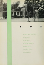 Page 10, 1936 Edition, Simmons College - Microcosm Yearbook (Boston, MA) online yearbook collection