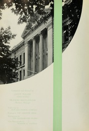 Page 6, 1936 Edition, Simmons College - Microcosm Yearbook (Boston, MA) online yearbook collection