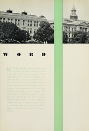 Page 9, 1936 Edition, Simmons College - Microcosm Yearbook (Boston, MA) online yearbook collection