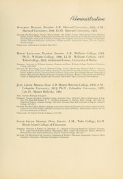 Page 17, 1938 Edition, Simmons College - Microcosm Yearbook (Boston, MA) online yearbook collection