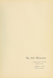 Page 7, 1938 Edition, Simmons College - Microcosm Yearbook (Boston, MA) online yearbook collection