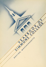 Page 8, 1938 Edition, Simmons College - Microcosm Yearbook (Boston, MA) online yearbook collection