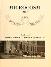 Page 7, 1946 Edition, Simmons College - Microcosm Yearbook (Boston, MA) online yearbook collection