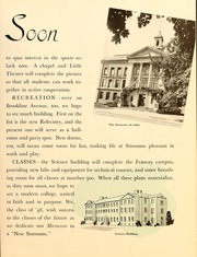 Page 11, 1948 Edition, Simmons College - Microcosm Yearbook (Boston, MA) online yearbook collection