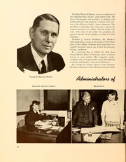Page 14, 1948 Edition, Simmons College - Microcosm Yearbook (Boston, MA) online yearbook collection