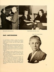 Page 15, 1948 Edition, Simmons College - Microcosm Yearbook (Boston, MA) online yearbook collection
