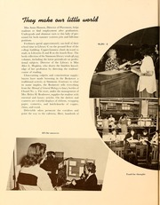 Page 16, 1948 Edition, Simmons College - Microcosm Yearbook (Boston, MA) online yearbook collection