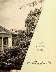 Page 7, 1948 Edition, Simmons College - Microcosm Yearbook (Boston, MA) online yearbook collection
