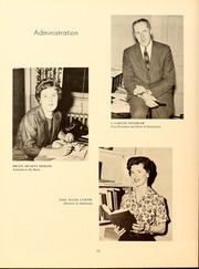 Page 16, 1962 Edition, Simmons College - Microcosm Yearbook (Boston, MA) online yearbook collection