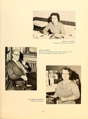Page 17, 1962 Edition, Simmons College - Microcosm Yearbook (Boston, MA) online yearbook collection