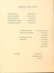 Page 8, 1962 Edition, Simmons College - Microcosm Yearbook (Boston, MA) online yearbook collection