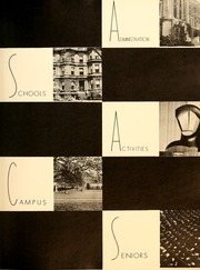 Page 9, 1962 Edition, Simmons College - Microcosm Yearbook (Boston, MA) online yearbook collection