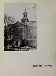Page 10, 1964 Edition, Simmons College - Microcosm Yearbook (Boston, MA) online yearbook collection