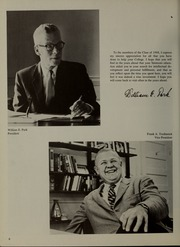 Page 10, 1968 Edition, Simmons College - Microcosm Yearbook (Boston, MA) online yearbook collection