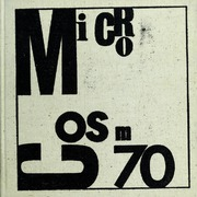 Page 1, 1970 Edition, Simmons College - Microcosm Yearbook (Boston, MA) online yearbook collection