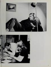 Page 15, 1975 Edition, Simmons College - Microcosm Yearbook (Boston, MA) online yearbook collection