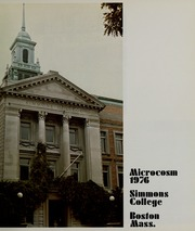 Page 5, 1976 Edition, Simmons College - Microcosm Yearbook (Boston, MA) online yearbook collection