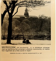 Page 5, 1977 Edition, Simmons College - Microcosm Yearbook (Boston, MA) online yearbook collection