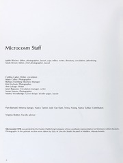 Page 6, 1978 Edition, Simmons College - Microcosm Yearbook (Boston, MA) online yearbook collection