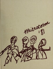 Page 1, 1981 Edition, Simmons College - Microcosm Yearbook (Boston, MA) online yearbook collection