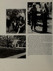 Page 10, 1981 Edition, Simmons College - Microcosm Yearbook (Boston, MA) online yearbook collection