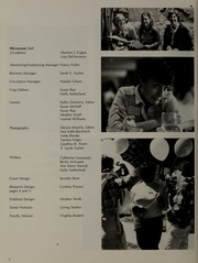 Page 6, 1981 Edition, Simmons College - Microcosm Yearbook (Boston, MA) online yearbook collection