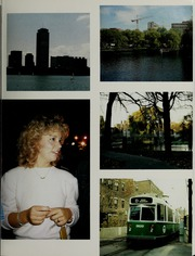 Page 15, 1987 Edition, Simmons College - Microcosm Yearbook (Boston, MA) online yearbook collection
