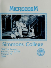 Page 5, 1988 Edition, Simmons College - Microcosm Yearbook (Boston, MA) online yearbook collection
