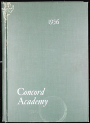 Page 1, 1956 Edition, Concord Academy - Yearbook (Concord, MA) online yearbook collection