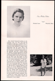 Page 12, 1956 Edition, Concord Academy - Yearbook (Concord, MA) online yearbook collection