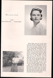 Page 13, 1956 Edition, Concord Academy - Yearbook (Concord, MA) online yearbook collection