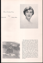 Page 17, 1956 Edition, Concord Academy - Yearbook (Concord, MA) online yearbook collection