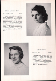 Page 13, 1957 Edition, Concord Academy - Yearbook (Concord, MA) online yearbook collection