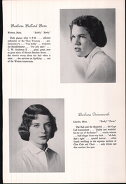 Page 15, 1957 Edition, Concord Academy - Yearbook (Concord, MA) online yearbook collection