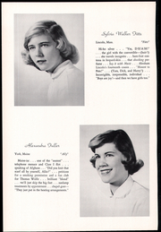 Page 16, 1957 Edition, Concord Academy - Yearbook (Concord, MA) online yearbook collection