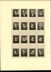 Page 12, 1933 Edition, Sargent School of Boston University - Sargenta Yearbook (Cambridge, MA) online yearbook collection