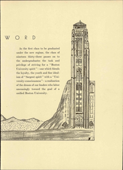 Page 17, 1933 Edition, Sargent School of Boston University - Sargenta Yearbook (Cambridge, MA) online yearbook collection
