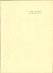 Page 7, 1933 Edition, Sargent School of Boston University - Sargenta Yearbook (Cambridge, MA) online yearbook collection