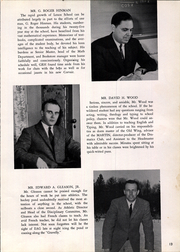 Page 17, 1960 Edition, Lenox School - Martin Yearbook (Lenox, MA) online yearbook collection
