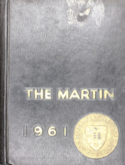 1961 Edition, Lenox School - Martin Yearbook (Lenox, MA)