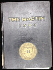 1962 Edition, Lenox School - Martin Yearbook (Lenox, MA)