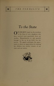 Page 17, 1921 Edition, Westfield State University - Tekoa Yearbook (Westfield, MA) online yearbook collection