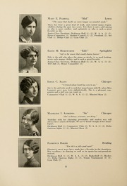 Page 14, 1928 Edition, Westfield State University - Tekoa Yearbook (Westfield, MA) online yearbook collection