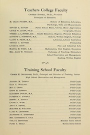 Page 11, 1933 Edition, Westfield State University - Tekoa Yearbook (Westfield, MA) online yearbook collection